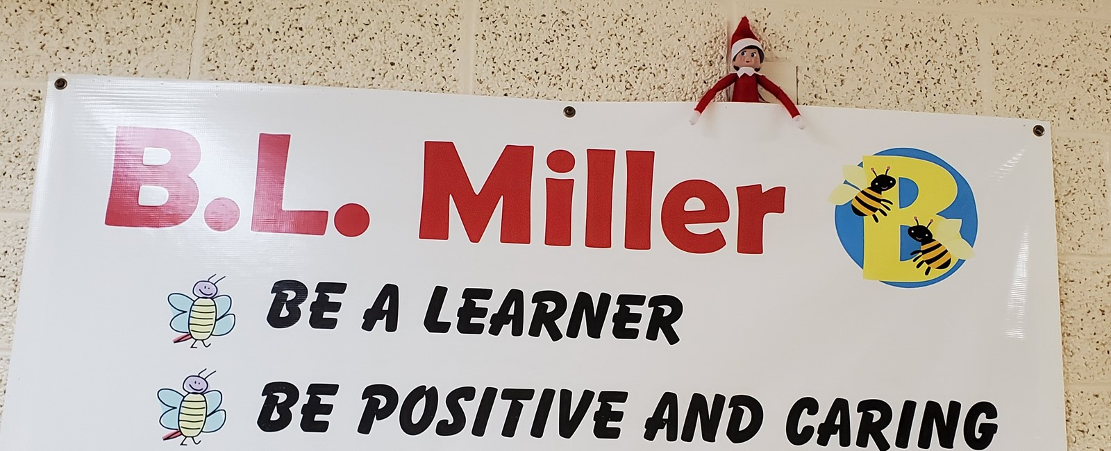 Elf on the Shelf at B.L. Miller