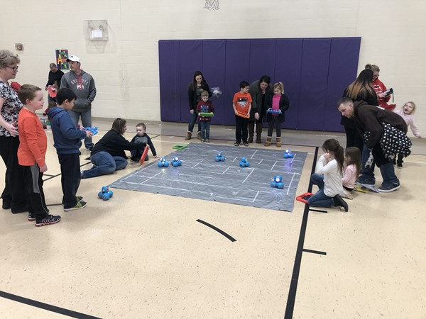B.L. Miller's Family Fun Night on Thursday, March 7, 2019.