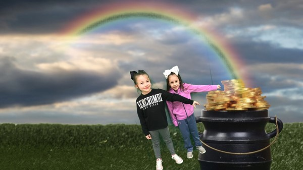 Family Fun Night Pot Of Gold