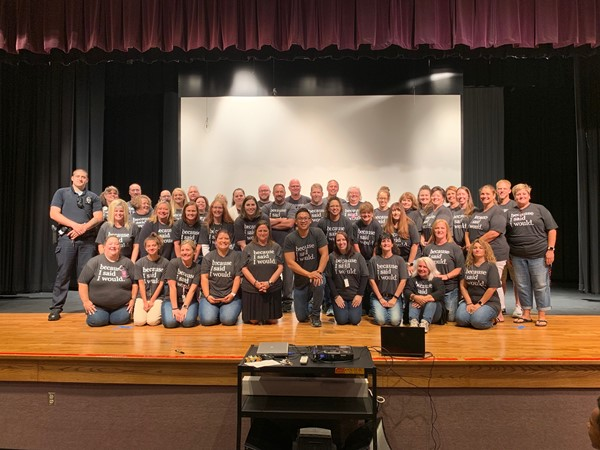 Alex Sheen and the entire Sebring Local School District staff.