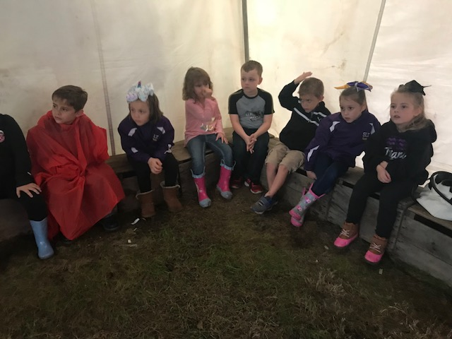Kindergarten Visited Whitehouse Farms 2018!